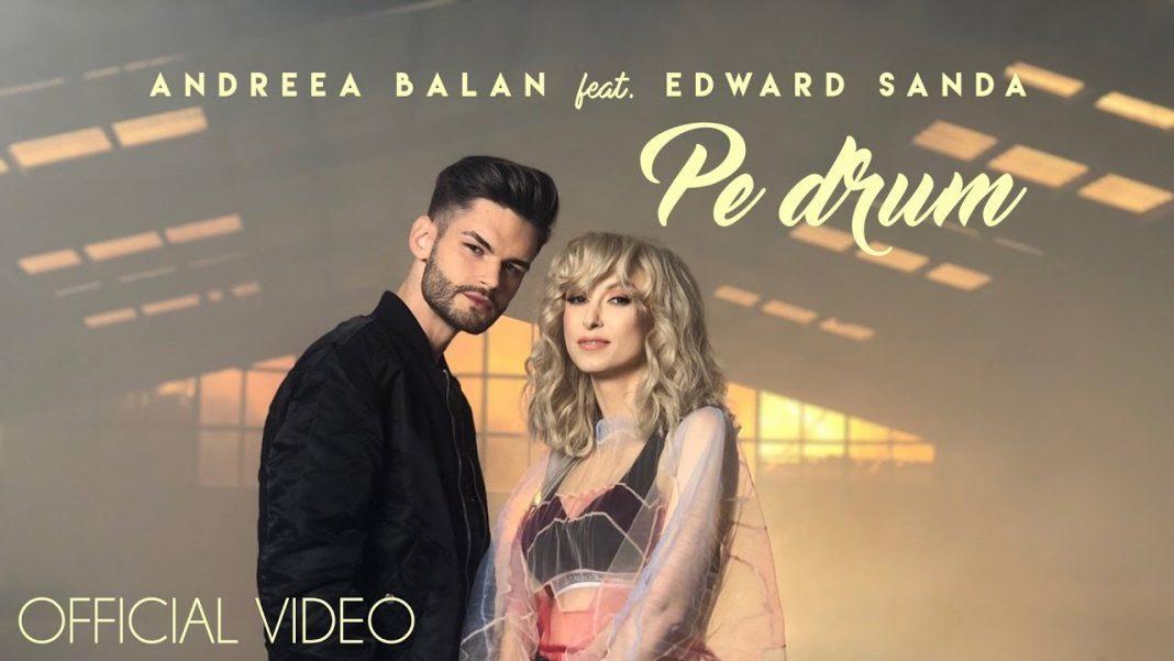 Andreea Bălan feat. Edward Sanda - Pe drum