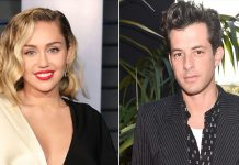 Mark Ronson ft. Miley Cyrus - Nothing Breaks Like a Heart
