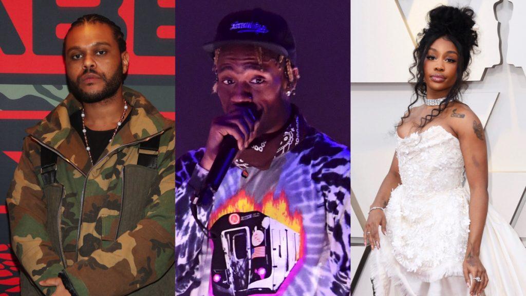 """The Weeknd, SZA & Travis Scott - """"Power Is Power"""""""