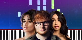 Ed Sheeran, Camila Cabello & Cardi B - South of the border