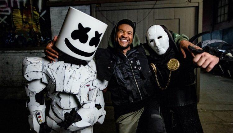Marshmello x Imanbek (Ft. Usher)