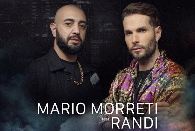Mario Morreti feat. Randi - Inima de Barbat