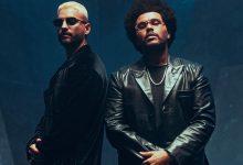 The Weeknd Maluma