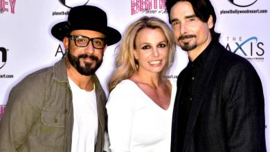 Britney Spears şi Backstreet Boys