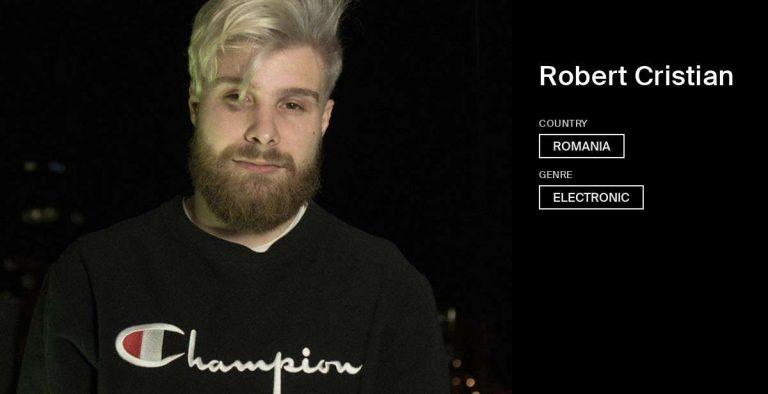 Robert Cristian feat. Karina – Someone New